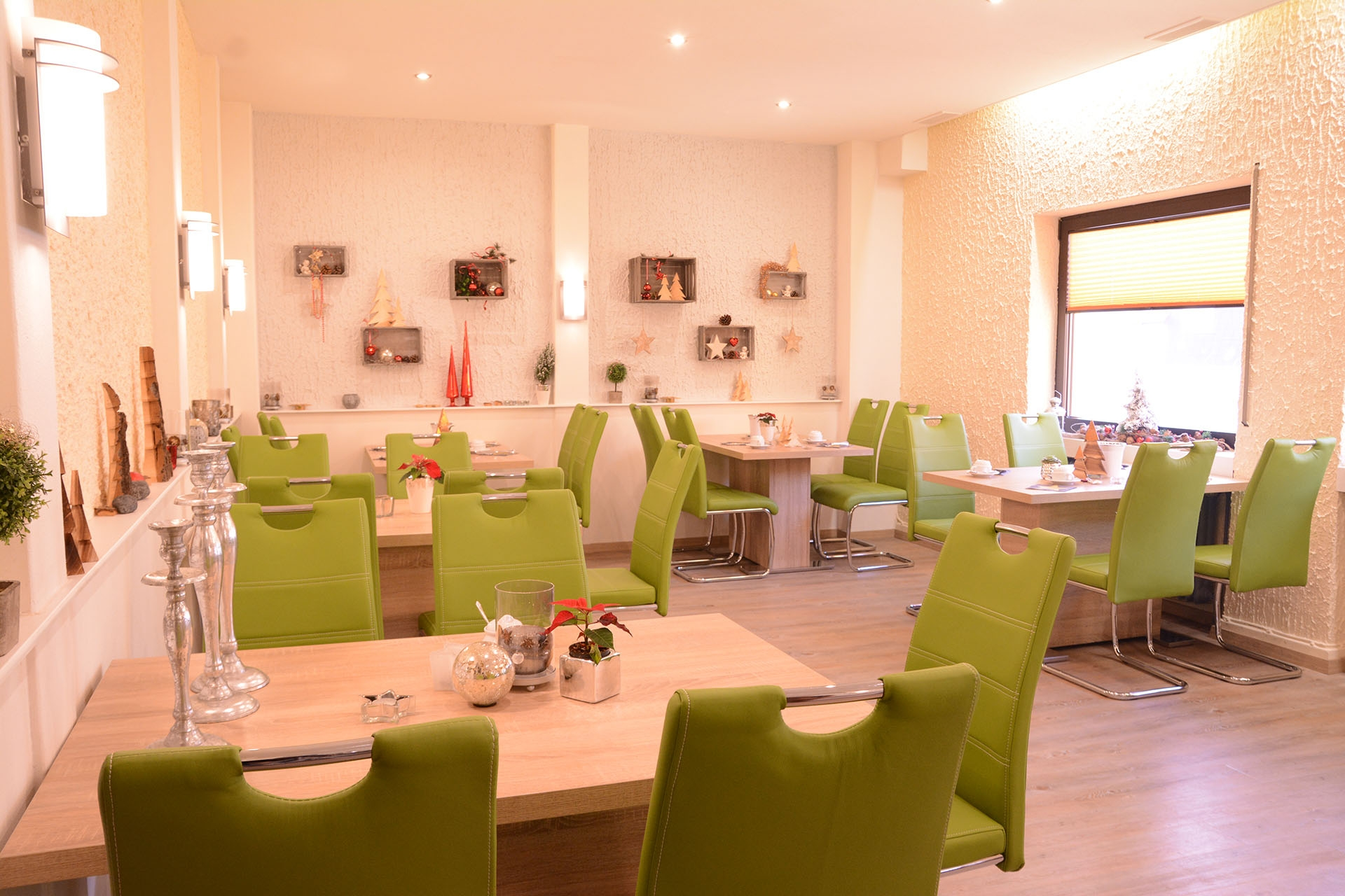 Im Hotel & Restaurant Berghof in Baumholder